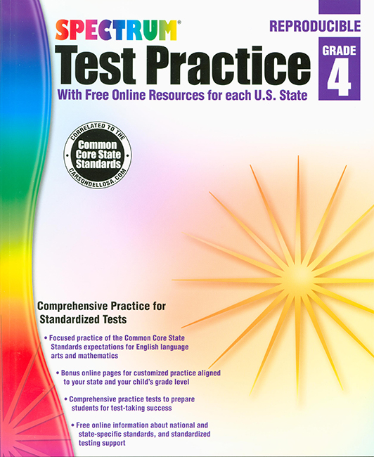 Test Prep Materials - Seton Testing Services
