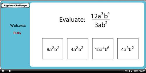 Doma Algebra Online  Seton Testing Services Domaaltour