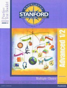 stanford practice tests seton testing