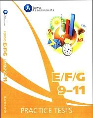 IOWA Form E/F/G Practice Test Kit